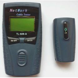 Подробнее оТестер для сетей RJ-45, LCD дисплей NCT-LCD2