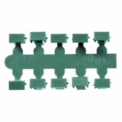 Маркировочный колпачок Corning зеленый 10 шт серия 1000RT