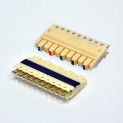 Соединительный модуль EPNew на 5 пар (110 тип)
