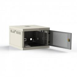 Серверный шкаф настенный 12U перфорация 570х450 мм