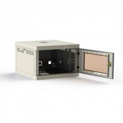 Серверный шкаф настенный 12U стекло 570х450 мм