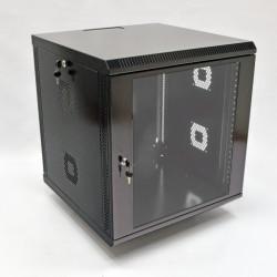 Серверный шкаф настенный 12U, 600x500x640 мм, черный