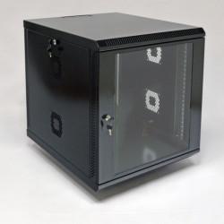 Серверный шкаф настенный 12U, 600x700x640 мм, черный