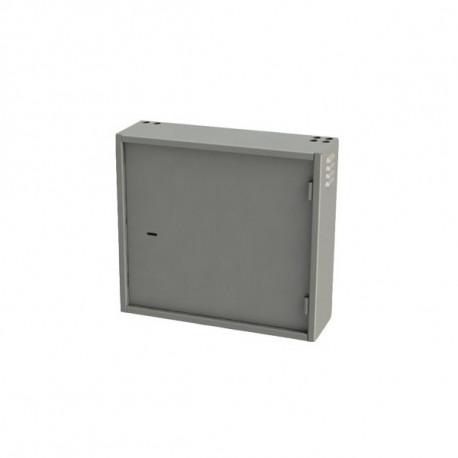 БК-550-з-2-2U Антивандальный ящик