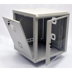 CMS Шкаф настенный 15U, 600x500x773 мм, серый