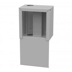 Антивандальный ящик РК-520 320х520х400ВхШхГ