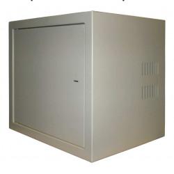 Антивандальный шкаф 9U 600х400х500