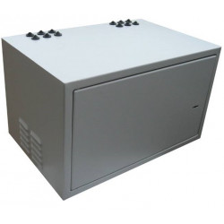 Антивандальный шкаф 12U 600х500х630
