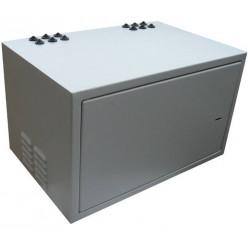 Антивандальный шкаф 15U 600х500х765