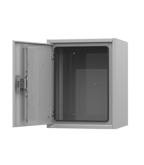 "IP54•19"" антивандальный уличный шкаф"
