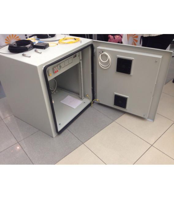 Всепогодный уличный климатический шкаф ШКК 12U