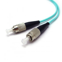 Коннектор оптический (собранный) FC simplex MM (PC), 3мм