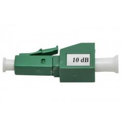 Аттенюатор оптический LC(APC) - 10дБ (Male-Female)