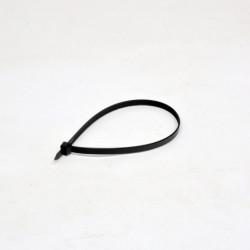 Стяжка 350х7.6 мм, ультрафиолетостойкая, чорная, 100 шт, Kingda