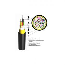 Оптический кабель с медными жилами удалённого питания ОАрП-8А6(2х4+4)-4 ст(без вн.об.) м.ж.1,2/2,2