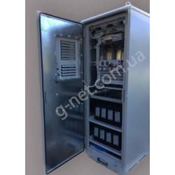 28U Шкаф с закрытым кондиционером 2,5 кВт и мониторингом