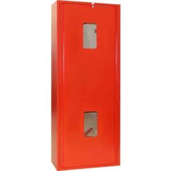 Бокс пожарный красный без задней стенки 1800*600*250