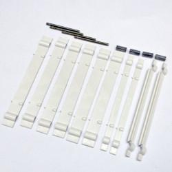 ACKERMAN Набор разделителей (глубина 70-90мм) для люка на 2 модуля