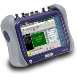Подробнее оVIAVI MTS-5800v2 - транспортный анализатор до 10G