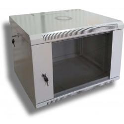 "Шкаф 19"" 6U настенный 600*600 разборной Hypernet"
