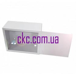 Ящик антивандальный SN-ШН-330-в-1/1 с планкой