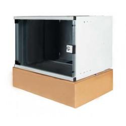 Шкаф настенный 9U 540x400 телекоммуникационный разборной Hypernet
