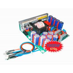 DX44-64 DIY источник питания усилителя мощности для самостоятельного изготовления Hi Fi и Hi End УМЗЧ