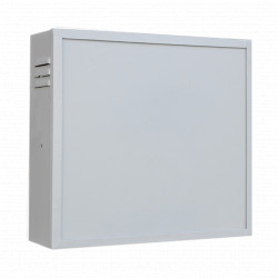 Антивандальный ящик БК-550-3U-С-ПН