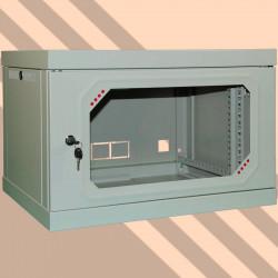 Подробнее оСерверный шкаф настенный CSV Wallmount Lite 18U-450 (акрил) 1845-А-ШН