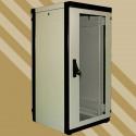 Серверный шкаф напольный CSV Lite Plus 42U-600х1000 (стекло)