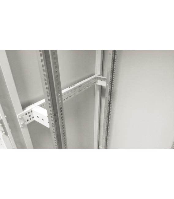 Шкаф напольный 24U 600x600 Дверь перфорация