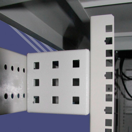 42U 800x1200 усиленный серверный шкаф