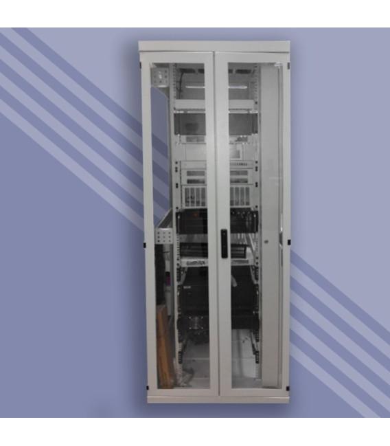 46U 600x1200 усиленный серверный шкаф
