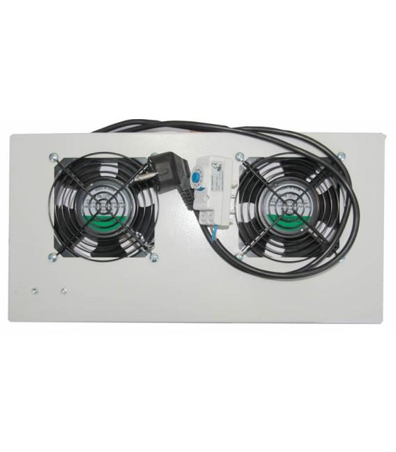 Блок вентиляторный на 2 вентилятора