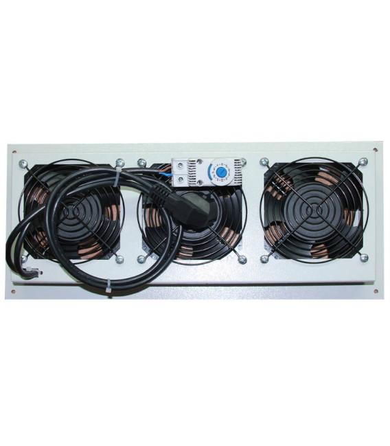 Блок вентиляторный на 3 вентилятора