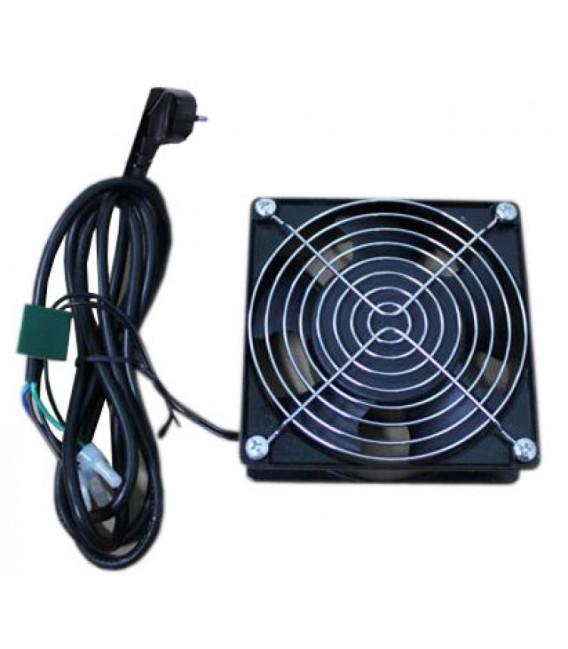 Вентилятор 120 мм (D), с кабелем питания