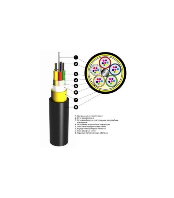 Кабель оптический ОАрП 4кН 4 волокна