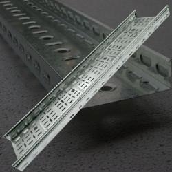 50/50 Лоток кабельный  производство Украина перфорированный оцинкованный, длина 3 метра, дешевый и качественный кабельный лоток
