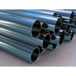102мм/1,5мм Металлическая кабельная оцинкованная труба, безрезьбовая, длина 3м