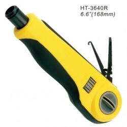 Инструмент для забивания витой пары HT-3640R, профессиональный, Hanlong