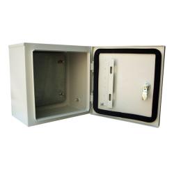 IP54 500х400х250 Корпус навесной облегченный